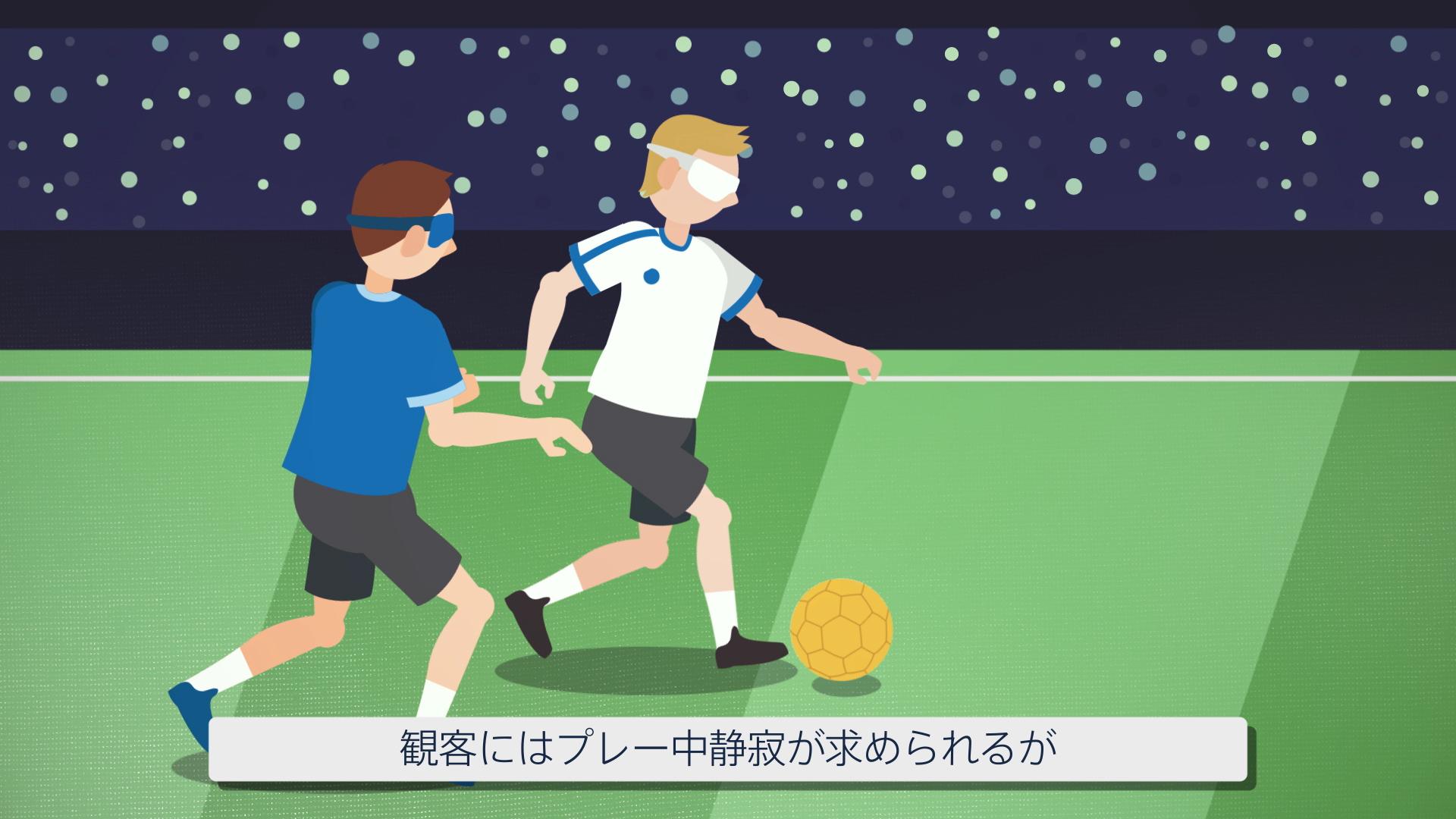 5人制サッカー